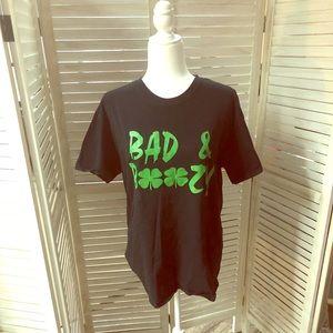 Bad & B☘️☘️zy Tee